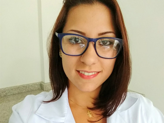 Michelle Nizer Bello – Enfermeira Responsável