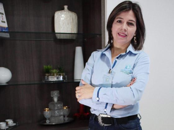 Marilda Sampaio - Gerente Administrativa